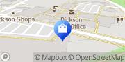 Map Technowand Dickson, Australia