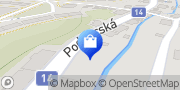 Map Postele-Matrace-Rošty.cz - Studio zdravého spánku Jablonec nad Nisou, Czech Republic