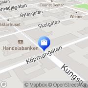 Karta Englunds Ur o. Guld AB Lindesberg, Sverige
