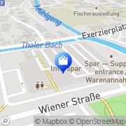 Karte Kosel Manfred Graz, Österreich