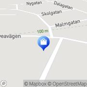 Karta Staffan Persson Agenturer Smedjebacken, Sverige