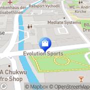 Karte Evolution Sports Graz, Österreich