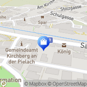 Karte Herz-Jesu-Apotheke Kirchberg an der Pielach, Österreich
