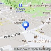 Karte Landschafts-Apotheke Mag Smolniker Margrit Graz, Österreich