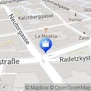 Karte Neutor-Apotheke - Mag pharm Doris Binder-Krenn KG Graz, Österreich