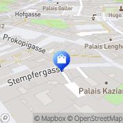 Karte Kübeck Gabriele Graz, Österreich