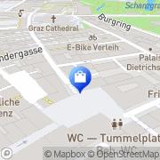 Karte Leykauf Reinhard Graz, Österreich