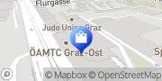 Karte ÖWD Österreichischer Wachdienst security GmbH & Co KG Graz, Österreich