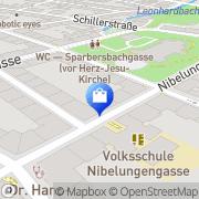 Karte Spreitzhofer Monika e.U. Graz, Österreich