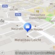 Karte Frischenschlager Werner Graz, Österreich