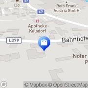 Karte Schmidt Richard Ing Kalsdorf bei Graz, Österreich