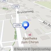 Karte Apotheke Zum Chiron Grambach, Österreich