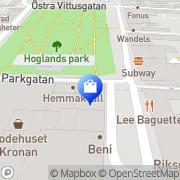 Karta Photoline AB Karlskrona, Sverige
