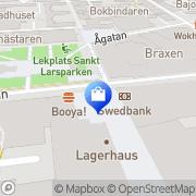 Karta Wissings Guld AB Linköping, Sverige