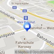 Karte Kristandl Josef Weiz, Österreich