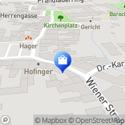 Karte GF Casting Solutions Herzogenburg HPDC GmbH Herzogenburg, Österreich