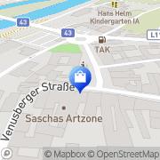 Karte Apotheke zur Mutter Gottes Mag pharm Gabriela Krb Traismauer, Österreich