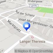Karte Apotheke Zu Maria Trost Kirchberg am Wagram, Österreich