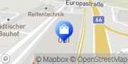 Karte OBI Markt Feldbach Feldbach, Österreich