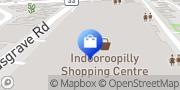 Map Wallace Bishop - Indooroopilly Indooroopilly, Australia