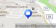 Map Precision Picture Framing Rothwell, Australia