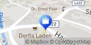 Karte Hilde & Hilde Brautmode und Mehr, Inh. Monika Kogler Pinggau, Österreich
