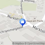 Karte Rudolf Hubert Mag Krumbach, Österreich