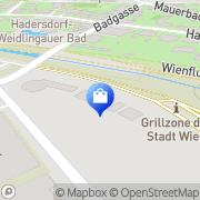 Karte WMF Wien, Österreich