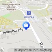 Karte Schubert Michael Sollenau, Österreich