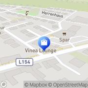 """Karte APOTHEKE """"die apoteeke in teesdorf"""" Mag. pharm Gerda Kohlhauser Teesdorf, Österreich"""