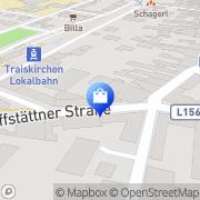 Karte Zisser Petra Traiskirchen, Österreich