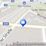 Karte Babor Ingrid Wien, Österreich