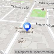 Karte Adler-Apotheke Wien, Österreich