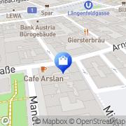 Karte Grill Hermine Wien, Österreich