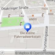 Karte LIEBLINGSBRAND Wien, Österreich
