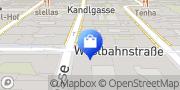 Map Radlager Vienna, Austria