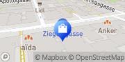 Karte Müller Drogeriemarkt Wien, Österreich