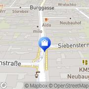 Karte Gretl Wien, Österreich