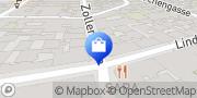 Karte The Hot Dogs Wien, Österreich