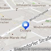 Karte Unter Umständen Wien, Österreich
