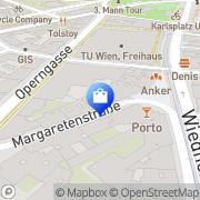 Karte Colazione a Roma Wien, Österreich