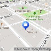 Karte Interjuwel Mandan Chen e.U. Wien, Österreich