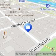 Karte Mobilmania Wien, Österreich