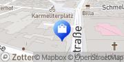Karte KIND Augenoptik Wien, Österreich
