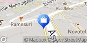 Karte Tony's Laufshop e.U. Wien, Österreich