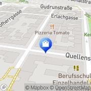 Karte Schmoll Alfred Wien, Österreich