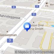 Karte Tröstl Angela Wien, Österreich