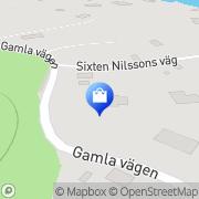 Karta Eskilstuna Trädgårdsmaskin Torshälla, Sverige