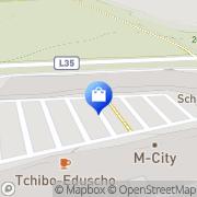 Karte Intersport XL  Mistelbach, Österreich