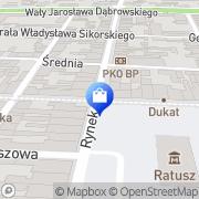 Mapa Apteka św. Tomasza SC Rawicz, Polska